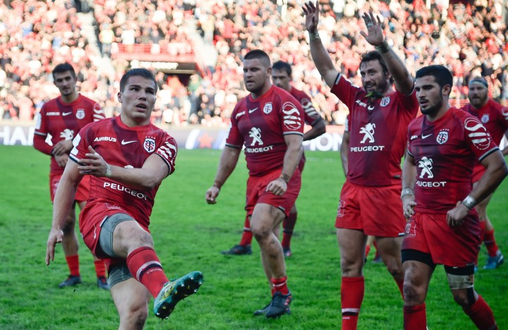 RUGBY : Toulouse vs Leinster - Match de Champion Cup - Toulouse - 21/10/2018